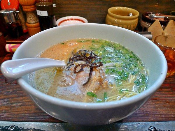 [日本食誌]Osaka:大阪午餐.一風堂拉麵(長堀店)IPPUDO