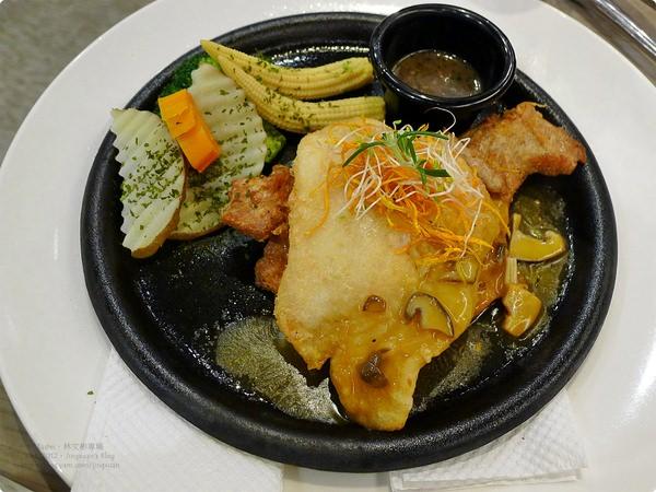 [試食]台北市.米蘭港式西餐廳 Milan Hong Kong Café