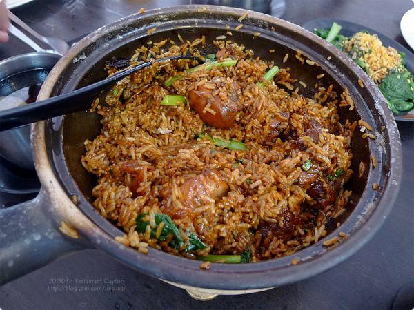 馬來西亞柔佛、新山美食|煲滿意 馳名古來砂煲雞飯.砂煲飯專賣店,Bukit Indah美食