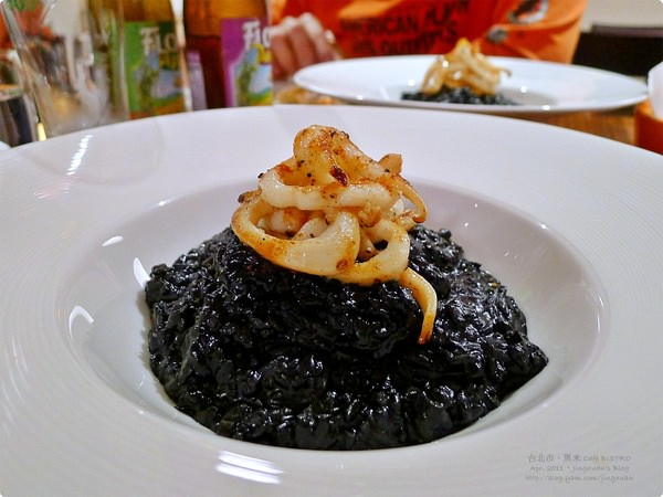 [食誌]台北市.黑米 Café BISTRO