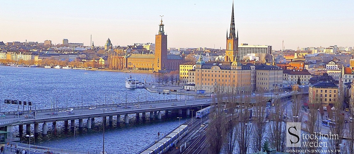 2015 北歐三都