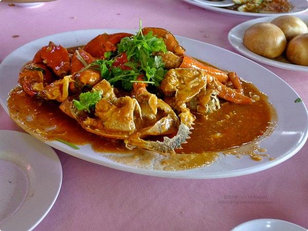 馬來西亞柔佛、新山美食|旗魚海番村 Restoran Todak.來去新山海邊吃平價海鮮,海番村現撈熱炒美食!Masai美食