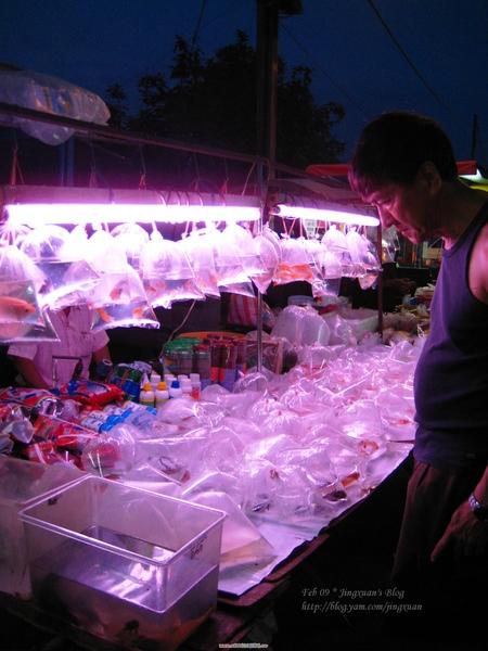 [遊誌]JB, M'sia:週一世紀花園夜市.Monday Pasar Malam at Tmn Century