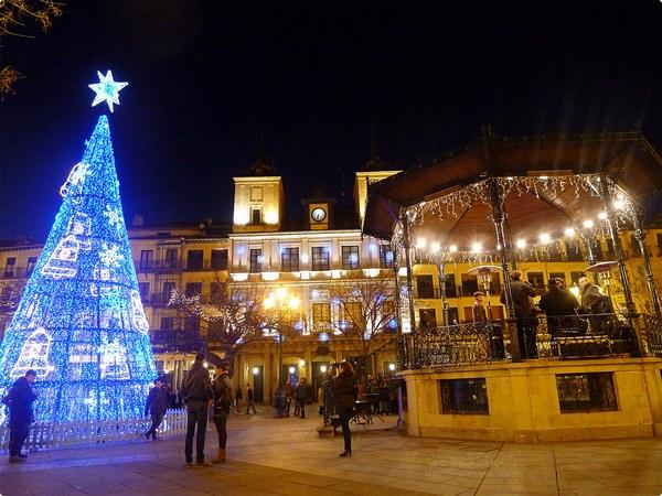 [西班牙遊誌]Segovia:塞哥維亞大廣場, 大教堂與塞哥維亞週邊.Plaza Mayor, Cathedral, etc.
