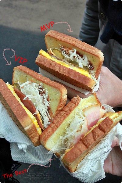 [韓國食誌]Myeongdong, Seoul:明洞早餐.Issac Toast & Café