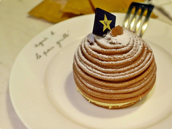 [食誌]台北市.Agnès b. CAFÉ L.P.G.(台北大安巧克力咖啡概念店)