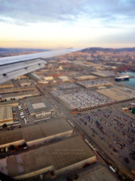 [西班牙遊誌]Madrid:Madrid Barajas Int'l Airport and take flight to Barcelona El Prat Airport