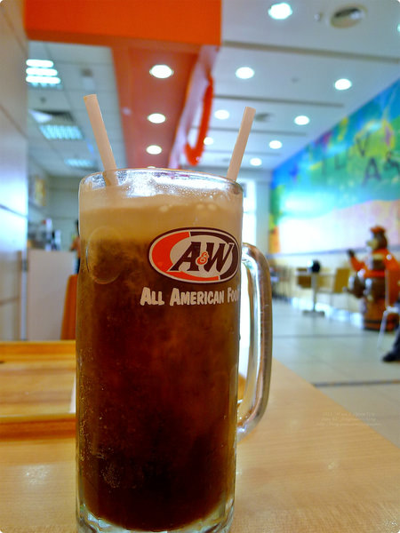 [馬新食誌]J.B., M'sia:A&W at Jusco, Bukit Indah