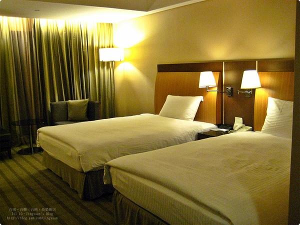 [遊誌]台南市.台糖(台南)長榮飯店 Evergreen Plaza Hotel