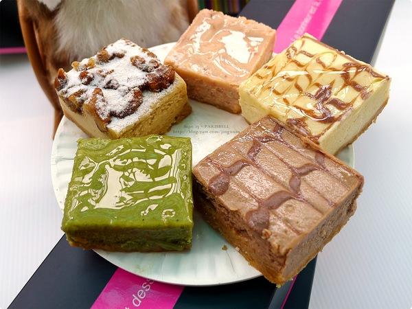 [試食]巴黎貝爾 鮮Q起士蛋糕禮盒.PARISBELL Cheesecakes