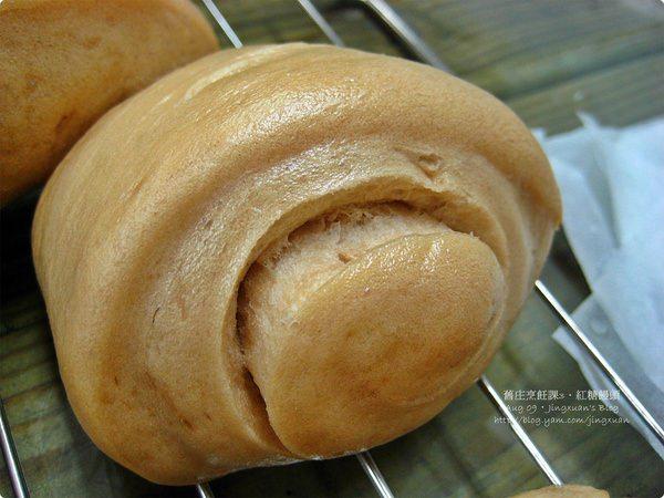 [小吃葷食班3]紅糖養生饅頭.Brown Sugar Bun