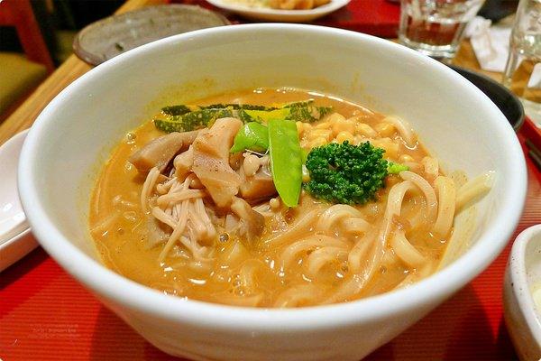 [食誌]台北市. 臺灣古奈屋咖哩烏龍麵 Konaya Curry Udon