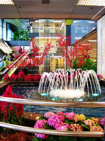 [遊誌]Singapore:新加坡樟宜機場T1 .Terminal 1, Changi Airport