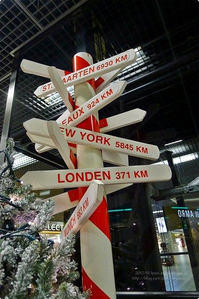 [西班牙食誌]Outbound Flight︰荷蘭阿姆斯特丹史基浦機場與荷航輕食航空餐.Schiphol Amsterdam Int'l Airport and Light Meal