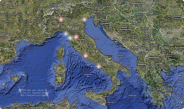 義大利自助|義大利、梵蒂岡行前規劃與準備(含住宿交通、票卷、美食料理、餐廳等).Travel plan of Italy and Vatican