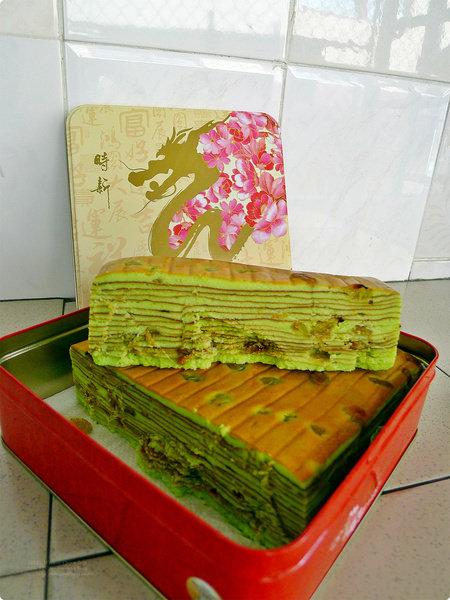 [馬新食誌]J.B., M'sia:時新千層糕.Layer Cake(Kuih Lapis) of Season Bakery and Café