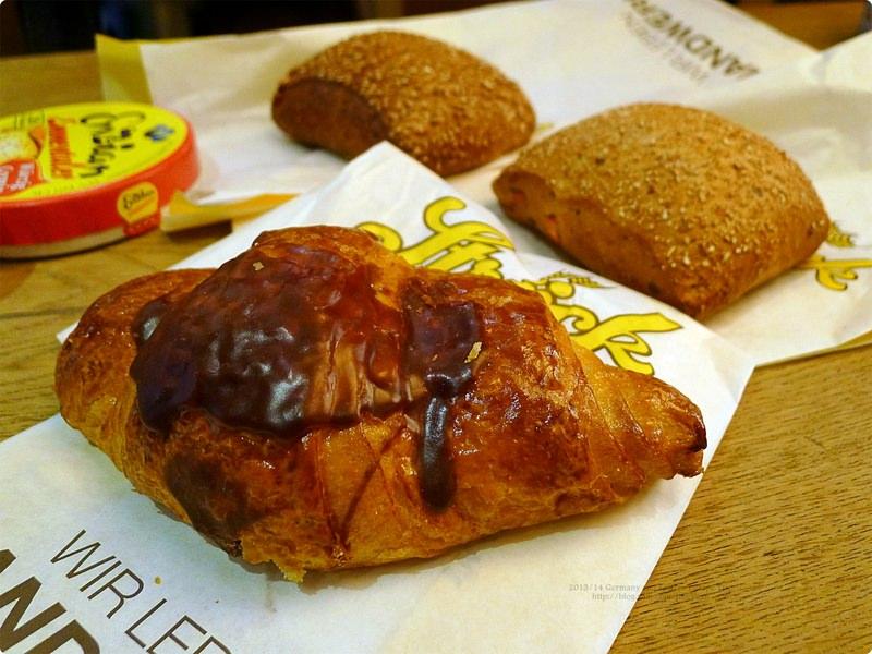 [奧匈捷食誌]Vienna︰維也納午餐與晚餐.Bäckerei Ströck and Mr. Lee(Take away)