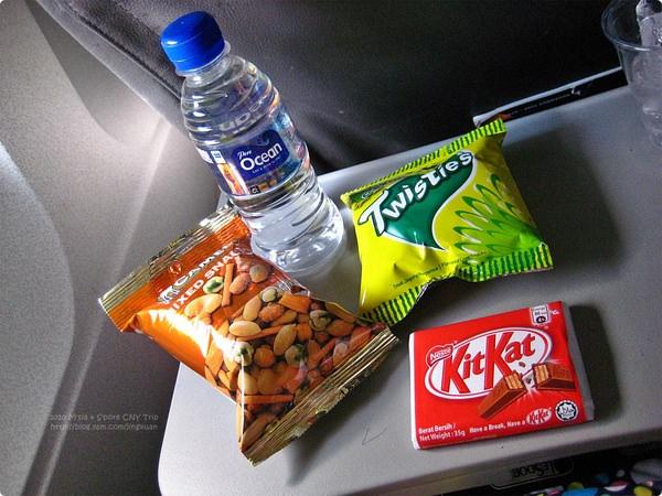 [新馬食誌]Inward Flight:付費飛機餐(零食).Jetstar Flight Purchased Snacks
