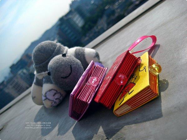 [禮物書5]Gift Book.迷你立體星星書.迷你書封面設計與精裝書製作