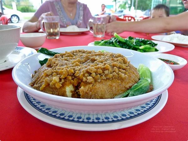 [新馬食誌]Johor, M'sia:福生海鮮樓.Hook Sang Restaurant & Durian Puff(榴槤泡芙.Taste Better, Jusco), Tmn Bukit Indah