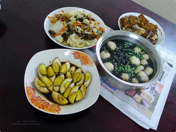 [馬新食誌]J.B., M'sia: 媽咪家常便飯.Home-style Cuisine prepared by Mum(4)