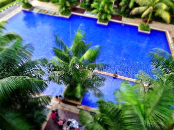 [新馬遊誌]Johor, M'sia:Cinta Ayu all suites, Pulai Springs Resort