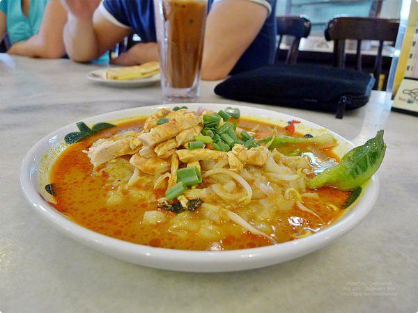 [新馬食誌]Johor, M'sia:古文茶.Tea Garden Eating House, Tmn Sutera Utama(1)