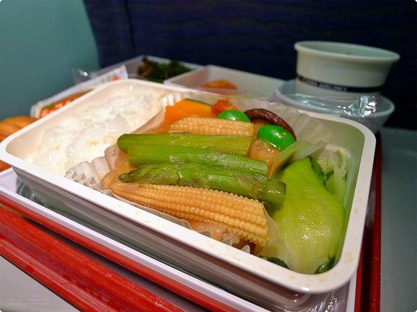 [日本食誌]Inward Flight︰華航航空餐.China Airline Meals