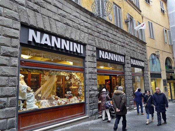 [義大利食誌]Siena:午餐.Nannini