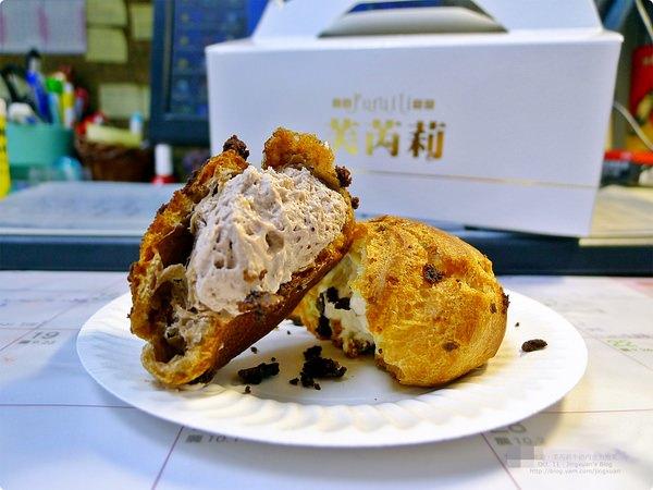 [食誌]伴手禮.曾記年輪綜合禮盒.芙芮莉泡芙與馬卡隆 Tzen Biscuit Box, Furuili Cream Puff and Macaron