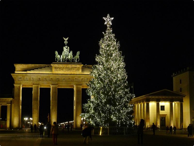 [德國遊誌] 柏林-布蘭登堡門 德國古典主義建築代表 菩提樹下大道 Brandenburger Tor and Unter den Linden