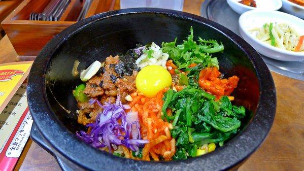 韓國自助、首爾美食|全州中央會館.韓國傳統料理專賣店,來吃經營了一甲子的石鍋拌飯啦!明洞美食