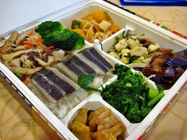 [食誌] 台北市.老三盒餐 Lao San Lunch Box(1)