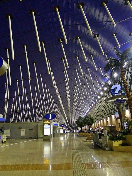 [西班牙遊誌]Transit︰上海浦東機場.Shanghai Pudong Int'l Airport