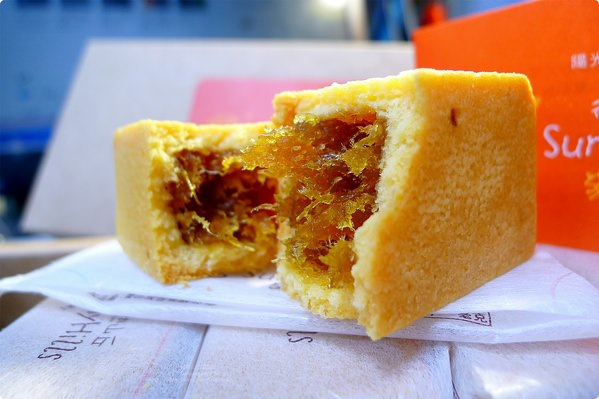 [食誌]伴手禮.微熱山丘土鳳梨酥 SunnyHills Gourmet Pineapple Cakes