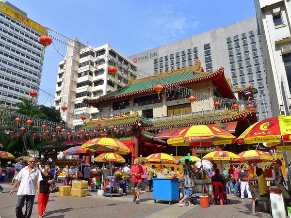 [馬新遊誌]Bugis, S'pore:四馬路觀音廟等.Kwan Im Thong Hood Cho Temple and etc