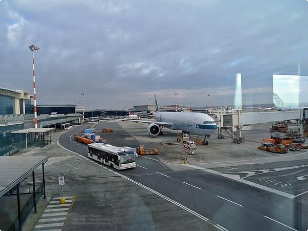 [義大利遊誌]Milan:米蘭機場客運與米蘭馬爾彭薩機場.Malpensa Airport Shuttle Bus and Malpensa Int'l Airport