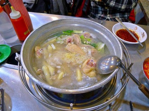 [韓國食誌]Dongdaemun, Seoul:東大門晚餐.陳玉華一隻雞(진옥화할매닭한마리)