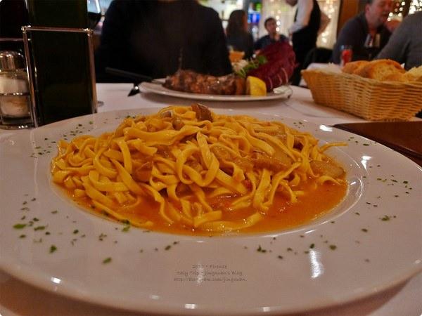 [義大利食誌]Florence:佛羅倫斯晚餐.Dinner at Osteria Dall'Oste