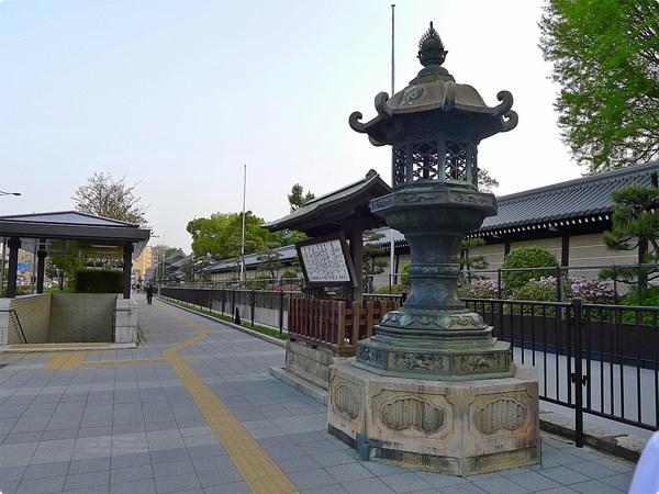 [日本遊誌]Kyoto:西本願寺(にしほんがんじ)、東本願寺(ひがしほんがんじ)