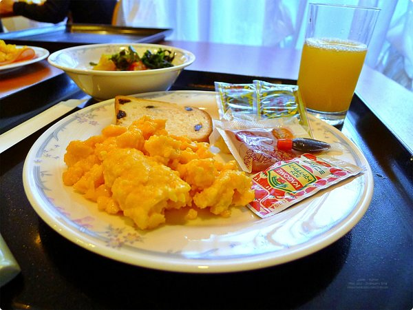 [日本食誌]Osaka:早餐(大阪住宿附餐).2 Days breakfast served by Hotel Plaza Osaka
