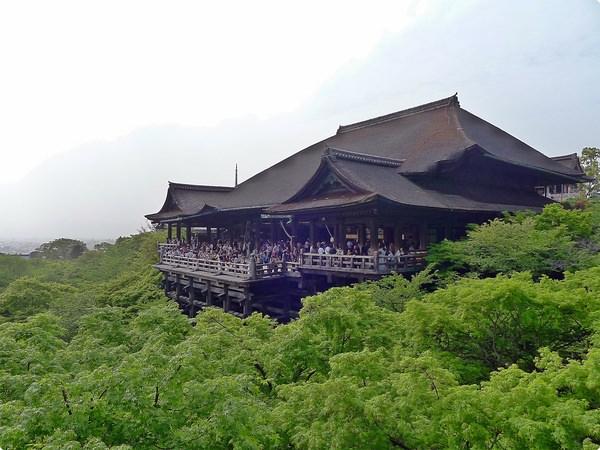 [日本遊誌]Kyoto:音羽山清水寺(きよみずでら, Kiyomizu-dera)