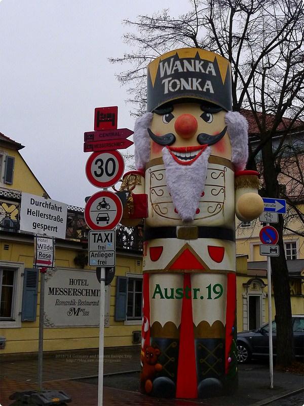 [德國遊誌]Bamberg:班堡漫步(霍夫曼故居).Bamberg Walks, E.T.A Hoffman-Haus, etc.
