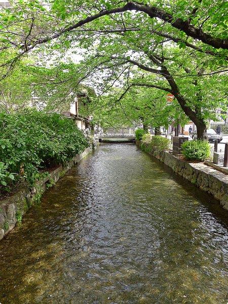 [日本遊誌]Kyoto:岬神社(土佐稻荷)、高瀨川和坂本龍馬(幕末歷史人物)等