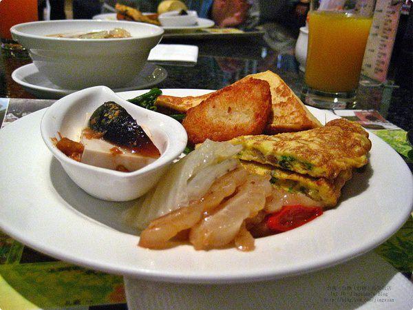 [食誌]台南市.台糖(台南)長榮飯店.自助式早餐 Buffet Breakfast at Evergreen Plaza Hotel