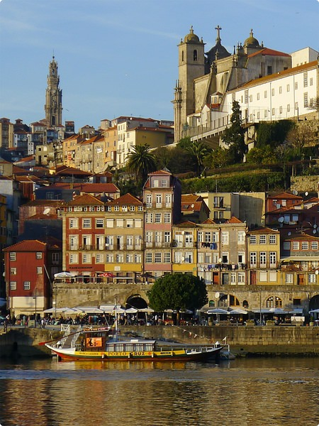 [葡萄牙遊誌]Porto:杜羅河.Rio Douro(2)