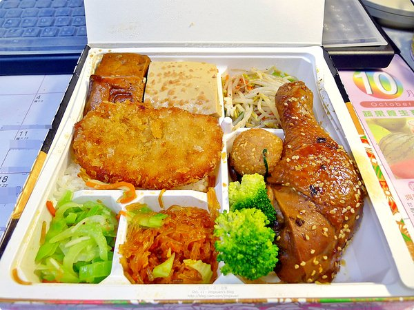 [食誌] 台北市.老三盒餐 Lao San Lunch Box(2)