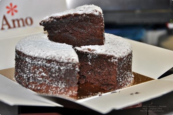[食誌]彌月餅.阿默瑞士古典醇黑巧克力與日本高鈣乳酪蛋糕 Amo Swiss Classic Dark Chocolate and Amo Japanese Classic Cheesecake