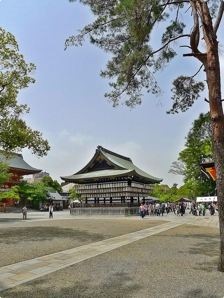 [日本遊誌]Kyoto:八坂神社(やさかじんじゃ, Yasaka Shrine)