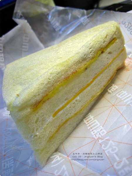[食誌]台中市.洪瑞珍餅店.芝士三明治 Taichung Hong Rui Zhen Cheese Sandwich